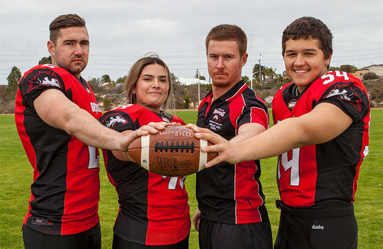 Perth Broncos American Football Club